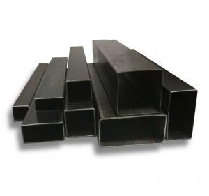 ASTM A53 grade a b c erw welded black steel pipe