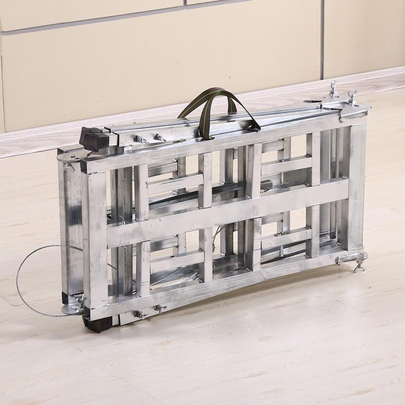 Customized Adjustable steel Portable 6.1cm length Working Platform Featured Image