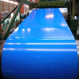 Hot dipped galvanized steel sheet PPGI coil