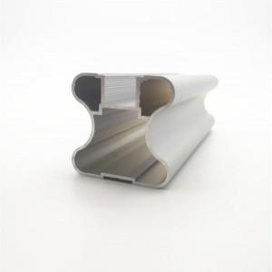 6063 Series Aluminum Sliding Wardrobe Profile