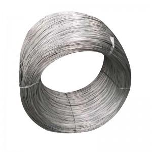 Electric galvanized iron binding wire