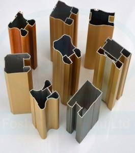 6063 t5 экструдирует 4040 алюминиевого профиль Самых продаваемых товаров