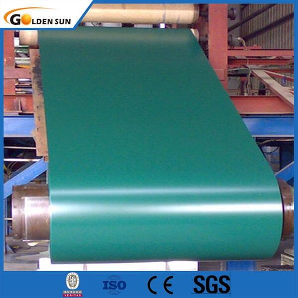 Balck Steel Pipe ColorCoatedSteelCoil – Goldensun