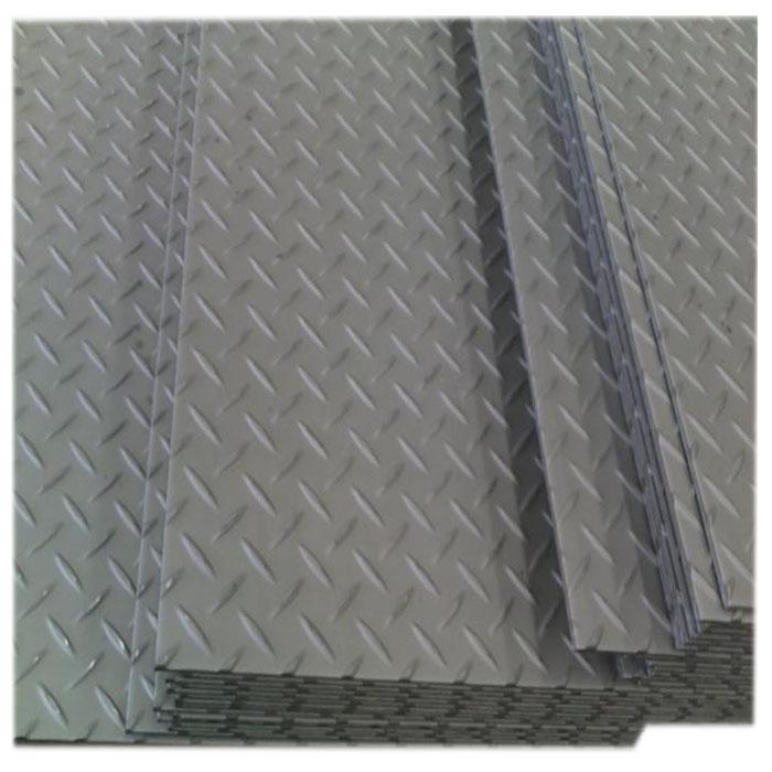 Newly Arrival Teräsprofiilit -  Low Price 0.6mm – 8mm thick mild steel anti-slid diamond – Goldensun