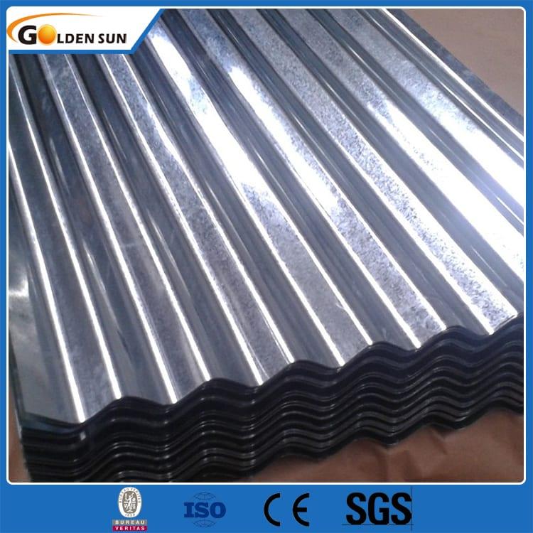 Furniture Black Rectangular Steel Pipe Steel Galvanized Roofing Sheet – Goldensun