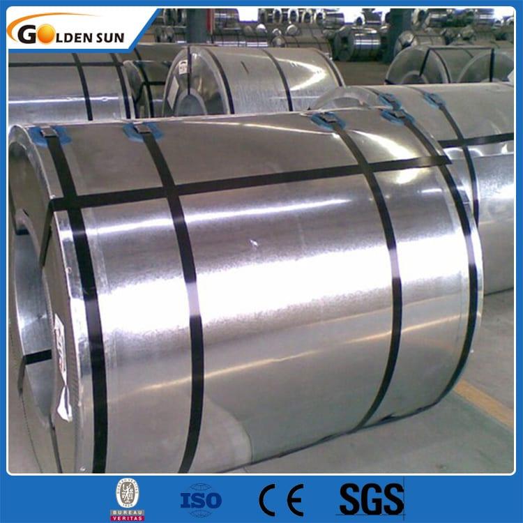Reasonable price Aluminium Household Step Ladder - Hot dip galvanized steel coil – Goldensun