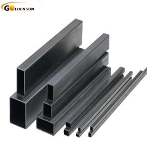 Manufacture ASTM A53 Q235 Square Rectangular Steel Furniture Tubes
