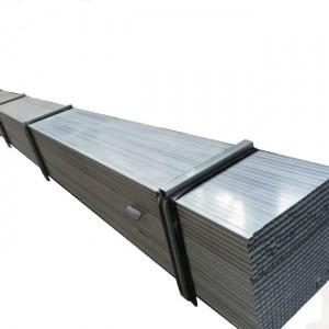 China pre-galvanized steel pipe for furniture