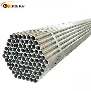 Q195 Q235 iron galvanized pipe square GI steel pipe