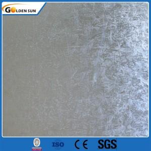 Price of hot dip galvanized steel plain gi sheet