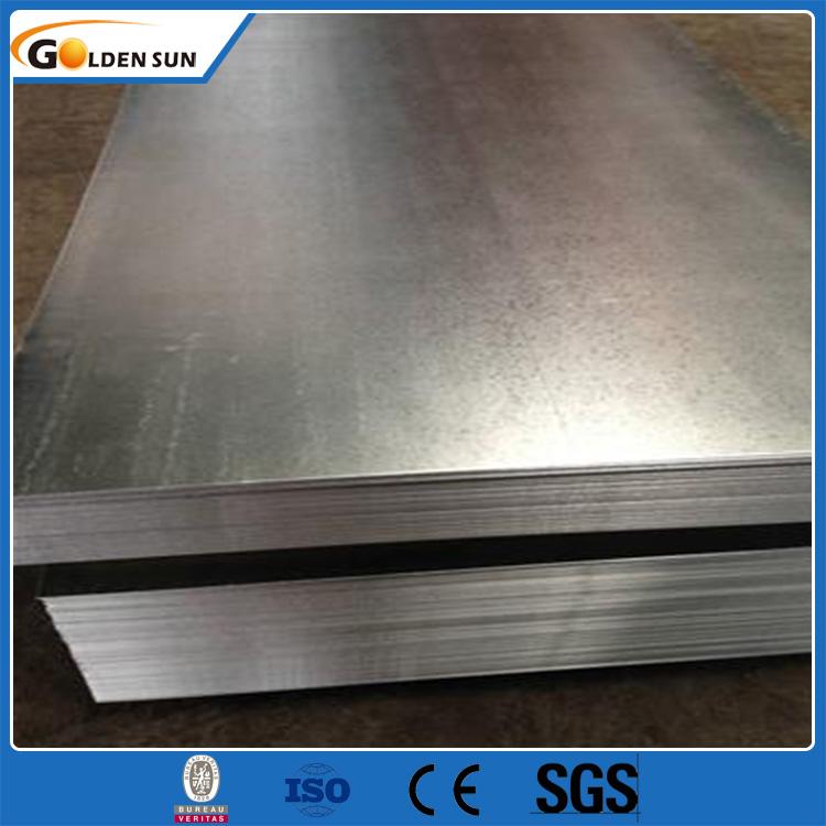 Bottom price Weight Ms Steel Sheet - Gi sheet coil prices of galvanized iron sheets – Goldensun